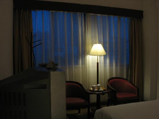 Yingshang Airland Hotel Guangzhou Beijing Road : 座位