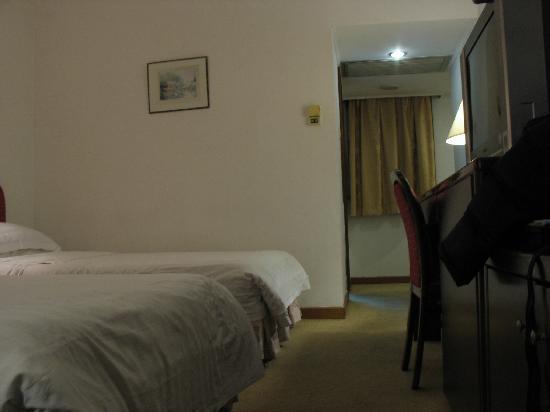 Yingshang Airland Hotel Guangzhou Beijing Road : IMG_0330