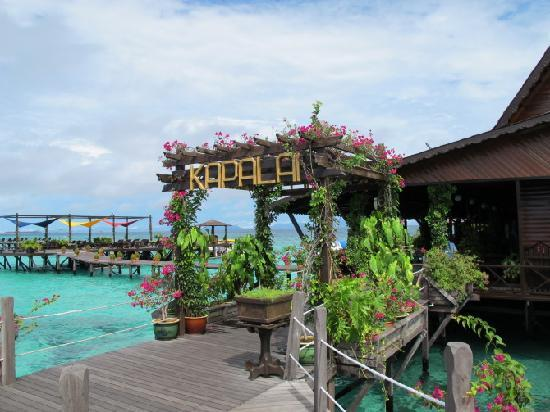 3 picture of sipadan kapalai dive resort pulau sipadan - Kapalai dive resort price ...