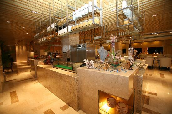 Grand Barony Zhoushan : 漂亮的西餐厅哦