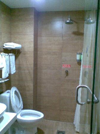 Yuebaike Express Hotel Tangshan Jianhua Road: 图像025