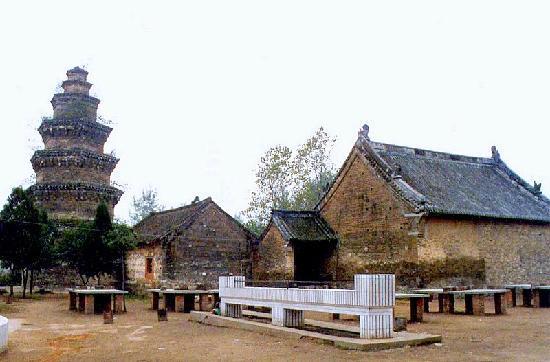 Echeng Temple