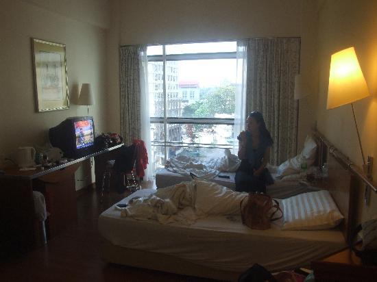 标间 - Picture of Alpha Genesis Hotel, Kuala Lumpur - TripAdvisor