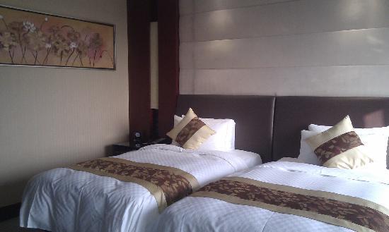 Grand Barony Zhoushan : 床