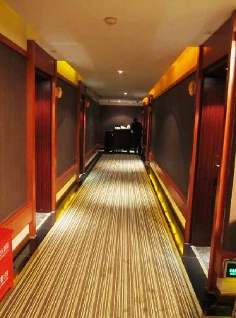 3+1 Express Hotel: 过道