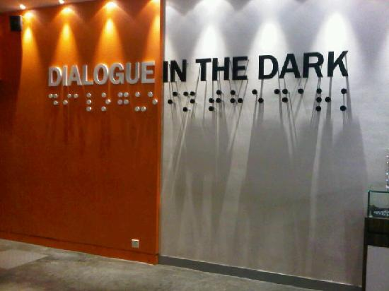 Dialogue in the Dark Hong Kong