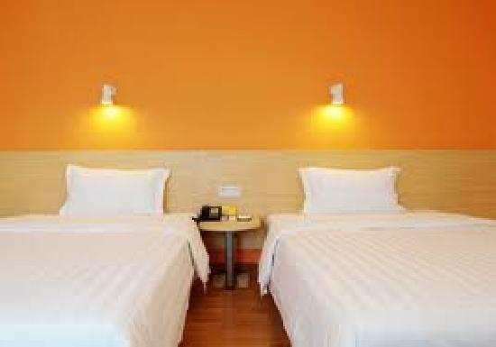 7 Days Inn Guilin Qixing Park: 房间