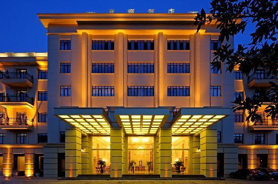 Alton Hotel (Wuhu) : 酒店外立面