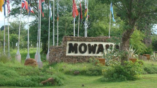 Cresta Mowana Safari Resort and Spa: 大酒店