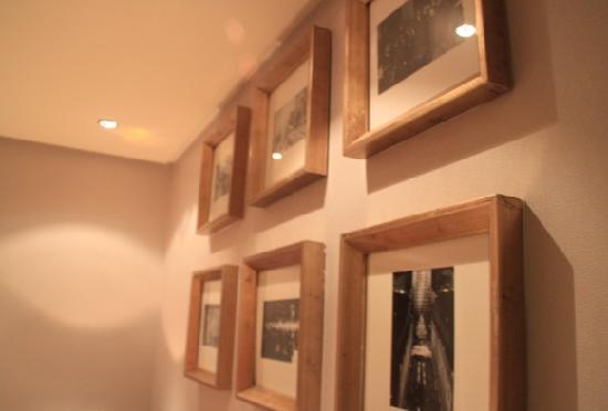 Sandalwood Hefei : 墙面黑白画