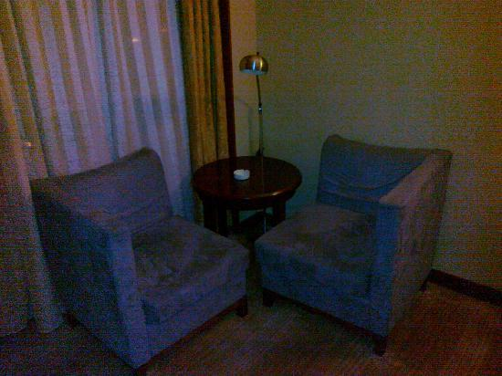 Shuyang Grand Hotel: 沙发