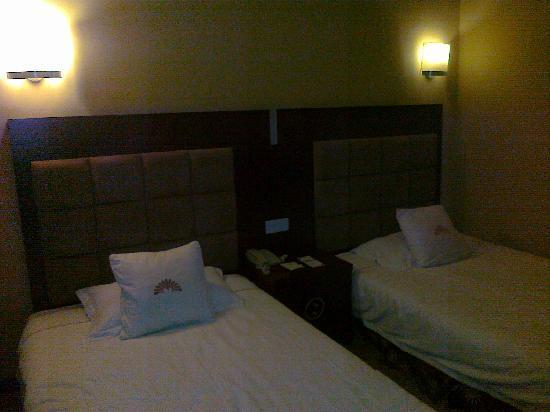 Shuyang Grand Hotel: 两张床