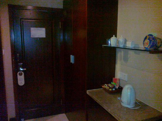 Shuyang Grand Hotel: 迷你吧