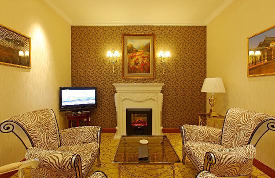 Alton Hotel (Wuhu) : 精品套房