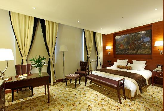 Alton Hotel (Wuhu) : 精品标准间
