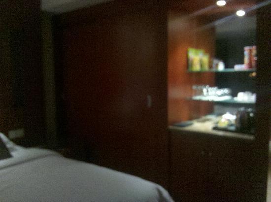 Aishite Apartment Hotel: 房间
