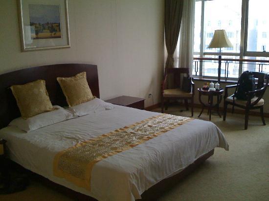 Runjia Hotel: 大床间