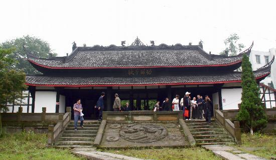 Baoxian Temple