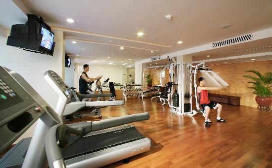 Liuhua Hotel: 康乐中心-健身