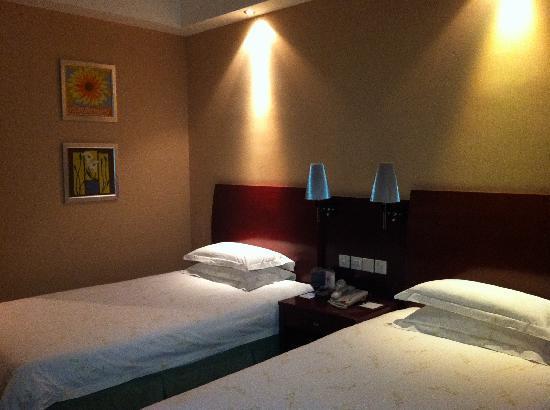 Centron International Hotel: 酒店内景1