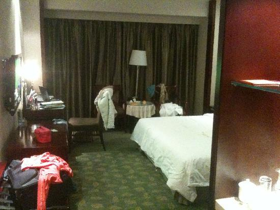 Zhonghao Grand Hotel: 屋内