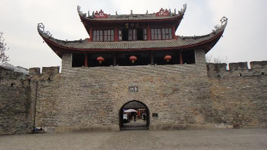 ‪East Gate Tower of Liuzhou‬