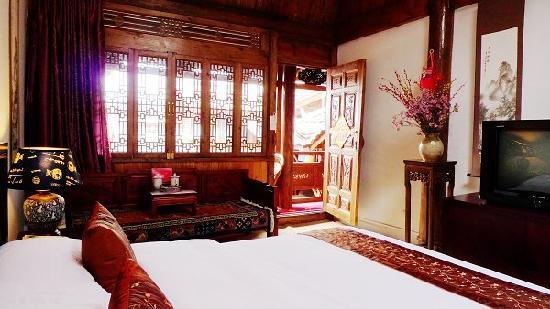 Bashilai Inn Lijiang Bayi: 大床间2