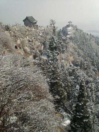 ‪Qingzhou Yunmen Mountain‬