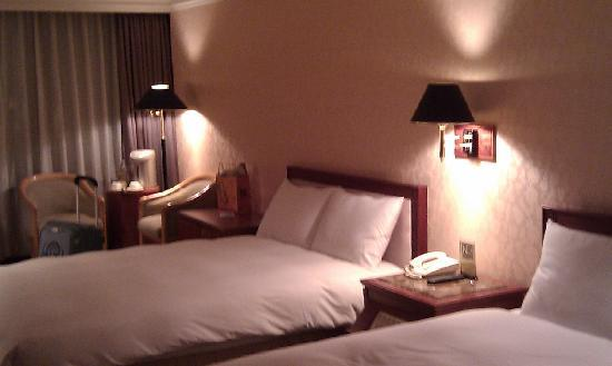 Hotel Metropolitan : 房间局部