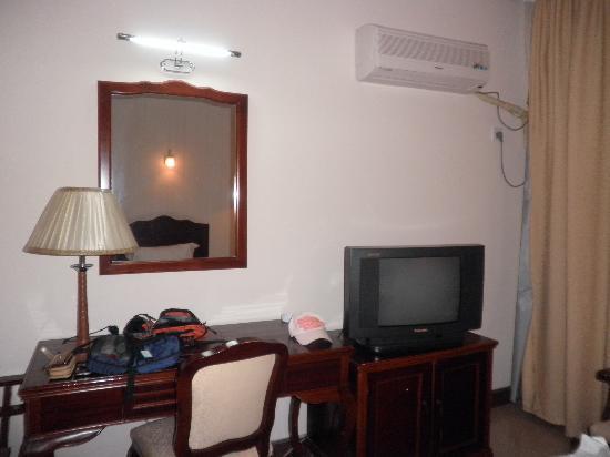 Tianmen Mountain Villa: 电视机