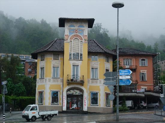 Locarno, Switzerland: 街道