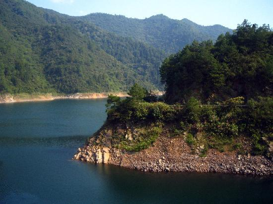 Jing County, China: 桃花潭太平湖