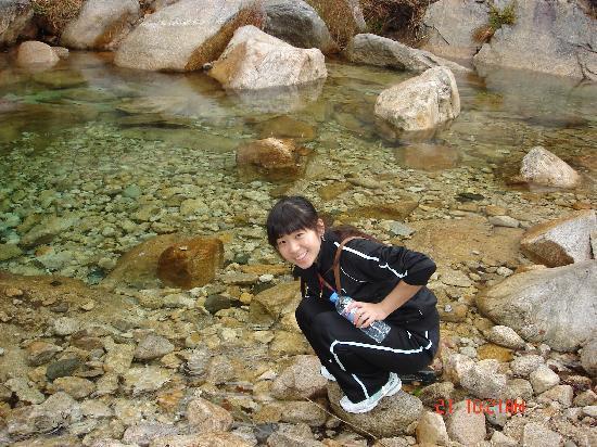 Kunyu Mountain: 山美水清