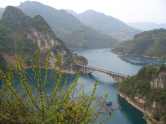Wufeng County, Çin: CIMG3917