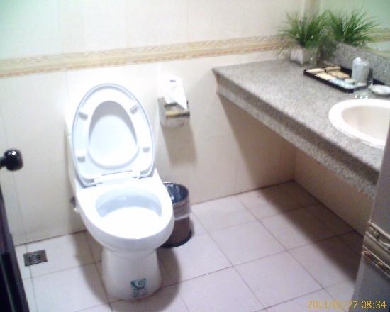 Datang Keyuan Hotel : 卫生间一