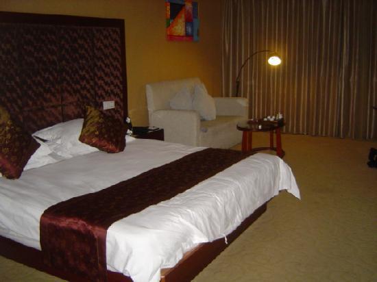 Juntai Hotel : 房间