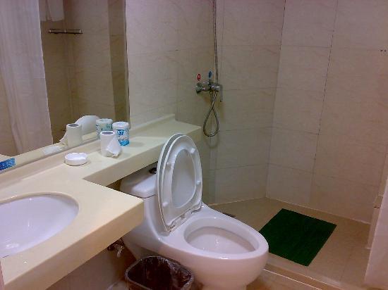 Bihai Lanwan Hotel: 201101062402