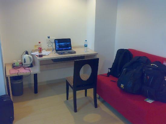 Bihai Lanwan Hotel: 201101062403