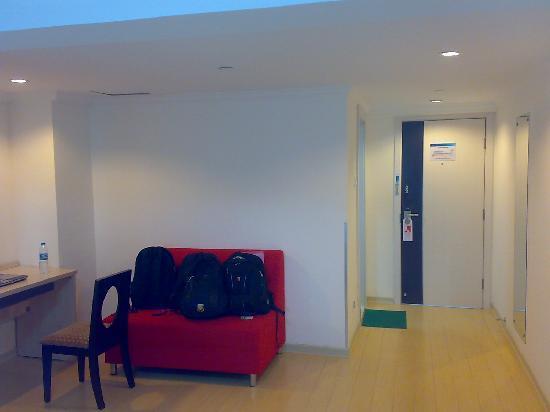 Bihai Lanwan Hotel: 201101062404