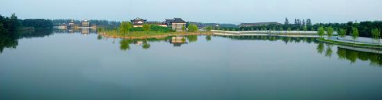 Henan, Kina: 静泊山庄