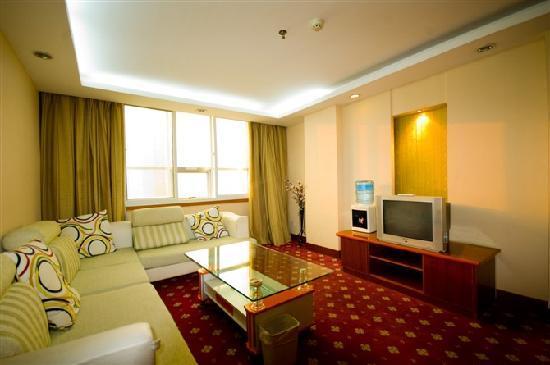 Renyuan Grand Hotel: 客房