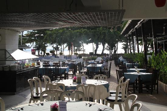 A-ONE Pattaya Beach Resort: 酒店餐厅