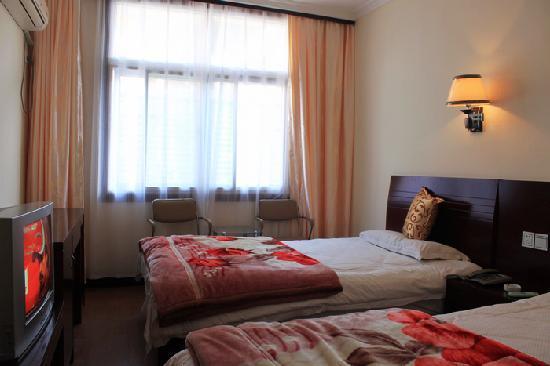 Liming Suites Hotel: 舒适的双标间