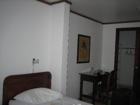 Apartotel Suites Cristina : 卧室