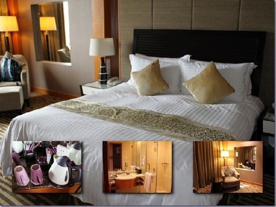 Mercure Teda Hotel : 标准间