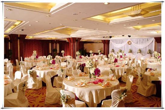 New Phoenix Town Hotel: 上海新凤城迎宾馆宴会厅