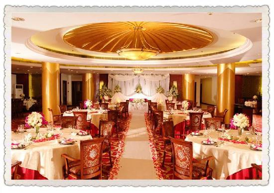 New Phoenix Town Hotel: 上海新凤城迎宾馆满江红厅