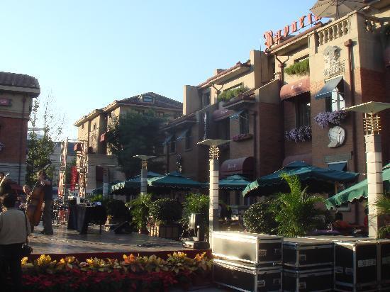 Italian Style Street