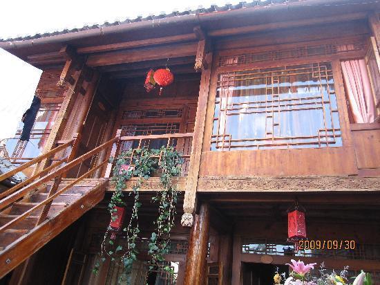 Begonias Garden Hostel: 我们的房间