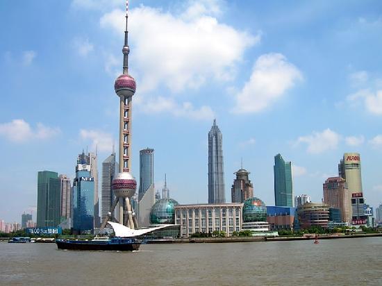 Σανγκάη, Κίνα: 上海外滩
